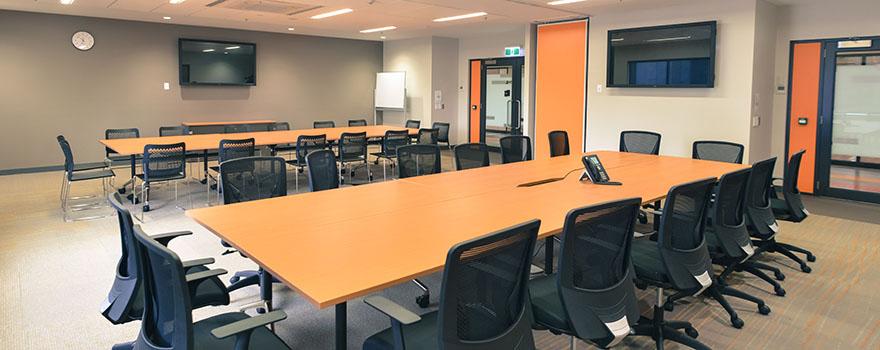 Meeting Room at Eagle Stadium