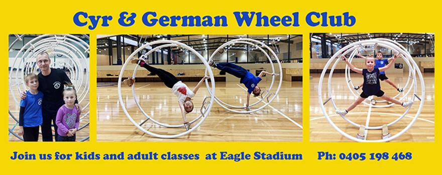 Cyr and German Wheel Club Wyndham